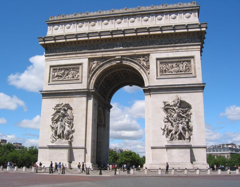 arc de triomphe pas seulement paris madrid aussi de madrid li ge me rejoindrez. Black Bedroom Furniture Sets. Home Design Ideas