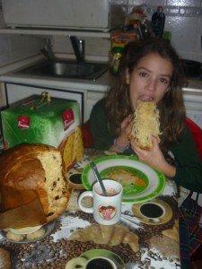 Une spécialité typique de Noël en Italie
