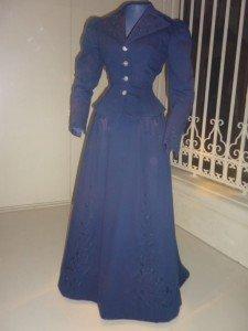 Une robe du 19 ième siècle