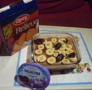 Chocolate cheese cake : trop bon! dans Cuisine avec les enfants cheesecake-002-300x294