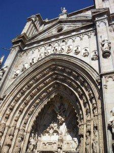 Tolède: sa cathédrale. dans Mes villes catedral-2012-002-224x300