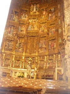 L´intérieur de la cathédrale de Tolède dans Mes villes catedral-2012-006-224x300