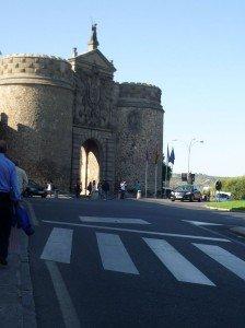 Tolède:ville classée patrimoine universel par l´UNESCO dans Mes villes muralla-de-toledo-2012-001-224x300